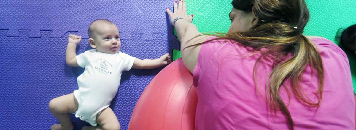 Esferodinamia para mamás y bebés