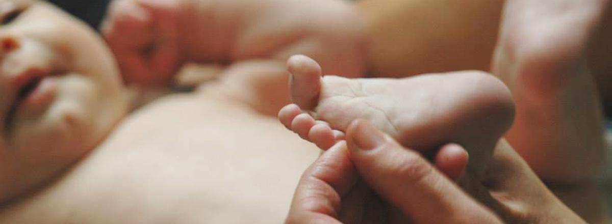 Masaje Infantil - Shantala